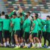 بالصور : المنتخب الوطني يختتم تحضيراته لأخر مباريات دور المجموعات في كأس آسيا