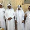 مدير مكتب هيئة الرياضة بجازان يحتفل بخطوبة ابنه