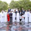 نائب رئيس الدولة يستقبل الفائزين بجائزة محمد بن راشد ال مكتوم للإبداع الرياضي