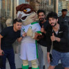 تواصل توزيع التذاكر المجانية لجماهير الأخضر في الإمارات