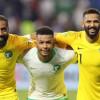 صور من احتفالات الاخضر والجماهير في مباراة لبنان – كأس آسيا 2019