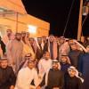 أمير الجوف يزور ديوان الحماميد بصوير