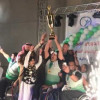 نادي الرياض يتوج ببطولة الدوري الممتاز لكرة السلة على الكراسي المتحركة