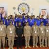 القوات الجوية تحقق كأس اليد في دورة الألعاب الرياضية السابعة عشر للقوات المسلحة