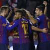 أبيدال: برشلونة لن يتخلى عن دوري الأبطال