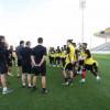 الاتحاد يستأنف تحضيراته للهلال بإجتماع الرئيس مع اللاعبين