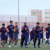الفيحاء يجري مران استرجاعي وزكري يريح اللاعبين غداً الإثنين