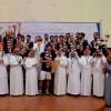 جامعة الإمام عبدالرحمن تتوج بكأس بطولة الطائرة للجامعات