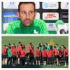 بيرناس غير راضي ويطالب لاعبي الاتفاق بنقاط الفيحاء