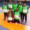 أخضر المصارعة للناشئين يحقق 5 ميداليات في بطولة كأس أكروبوليس الدولية باليونان