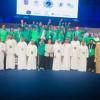 الكاراتيه السعودية بطلا لغرب اسيا بـ 22 ميدالية