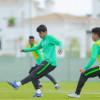 الأخضر الشاب يعاود تدريباته ويلاقي الأرجنتين تحضيرًا للمونديال