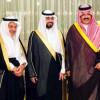 أمير حائل يحتفل بزواج نجله الأكبر (سعد)