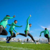الأخضر الشاب يواصل تدريباته في معسكره بإسبانيا تحضيرًا لودية الأوروغواي