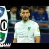 ملخص لقاء الهلال و الاهلي – كأس زايد للأندية العربية