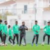 الأخضر الشاب يفتتح تدريباته ضمن معسكره في إسبانيا تحضيرًا لكأس العالم