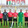صور من لقاء السعودية والامارات – مباراة ودية