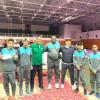 القحطاني لاعب نادي جدة يحقق فضية الجولة الثانية من الدوري الذهبي لناشئي الكاراتيه