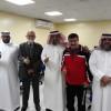 وفد نادي الأمير علي بن الحسين للصم بالأردن يشيدون بالمبادرات المجتمعية بنادي الشرقية للصم