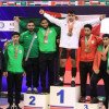 97 ميدالية حصيلة أخضر الأثقال في ثاني أيام خليجي وغرب آسيا عمان