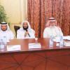 في ورشة عمل ( تطوير برامج وفعاليات الإرشاد الطلابي ) بالجامعة الإسلامية