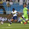 دوري الامير محمد بن سلمان : النصر يعتلي الصدارة مؤقتاً بخماسية في شباك الفتح
