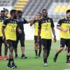 متابعة ودعم إداري لتدريبات الاتحاد قبل مواجهة النصر