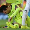 مدرب برشلونة يُعلن موقف ميسي من اللعب ضد يونايتد
