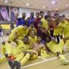 القادسية يحقق لقب الدوري الممتاز لكرة الصالات