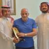النباط سفير النوايا الحسنه يكرم الدكتور نبيل عبد السلام طبيب الاتفاق
