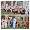 السجون وإدارة التعليم بالمنطقة الشرقية يحتفلون بختام الأنشطة الطلابية بسجن الخبر
