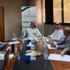 الإدارة التنفيذية بإتحاد السهام تناقش آخـر المستجدات