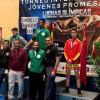 في بطولة إسبانيا الدولية للشباب ،، 5 ذهبيات وفضية وبرونزية للمصارعة السعودية