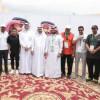 الشلهوب يكرم ابطال بطولة شهداء الواجب الثانية للقوة والتحدي