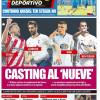 4 خيارات لمنافسة سواريز في برشلونة
