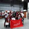 وقت اللياقة تكتسح ميداليات بطولة الكيك بوكسينغ النسائية