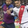 برشلونة يدخل في مفاوضات لضم ظهير رايو فايكانو