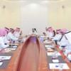 مجلس إدارة نادي الفيحاء يعقد اجتماعاً مع المجلس التنفيذي لهيئة أعضاء شرف النادي