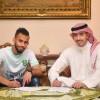 الاهلي يتعاقد رسمياً مع لاعب الفيصلي سلطان مندش