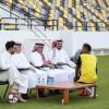 الاتحاد يؤدي مرانه الاخير لنهائي الكأس ويغادر صباحاً الى الرياض