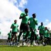 الأخضر الشاب يعاود تدريباته والعطوي يمنح اللاعبين فترة حرة مسائية
