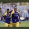 لاعب النصر عبدالرزاق حمدالله يكسر رقم حمزة إدريس