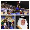 الأمير سعود بن نايف يهنئ مجلس إدارة وأعضاء شرف ولاعبي نادي العدالة لتأهلهم لدوري للمحترفين