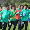 الأخضر الشاب يفتتح تدريباته في بولندا استعدادًا للمونديال