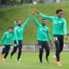 الأخضر الشاب يلاقي منتخب مالي ضمن منافسات كأس العالم