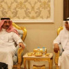 الأمير عبدالعزيز بن جلوي يستقبل رئيس هوية الأحساء