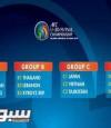 إنطلاق كاس اسيا لشباب كرة قدم الصالات لبنان والعراق يمثلون العرب
