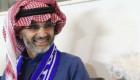 الوليد بن طلال يهنىء إبن نافل ويتغنى بقوة الهلال عبر تويتر