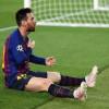 فان غال: ميسي سبب عدم فوز برشلونة بدوري الأبطال