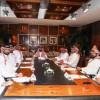 مجلس إدارة نادي الاتحاد يعقد أولى إجتماعاته